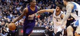 Rubio, Timberwolves hold off Suns