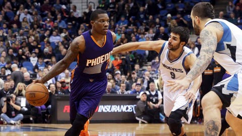 Suns at Timberwolves: 2/20/15
