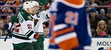 Wild shut out Oilers in Edmonton