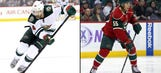Fontaine, Dumba among players stepping up for hurting Wild