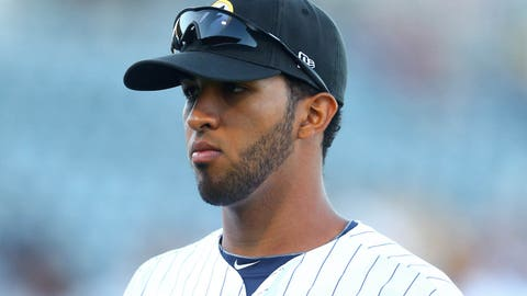 2B/OF Eddie Rosario