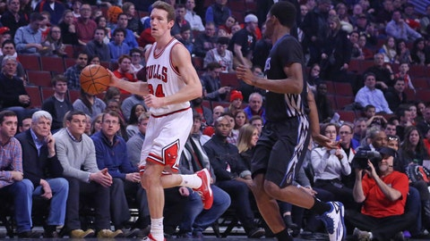 PHOTOS: Bulls 96, Wolves 89