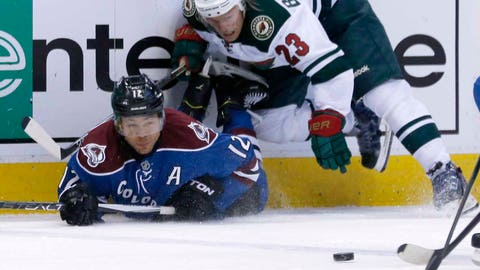 Wild at Avalanche: 2/28/15