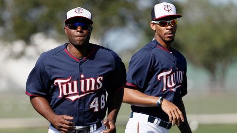 Twins Spring Training 2015