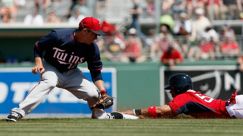 Twins vs. Red Sox: 3/7/15