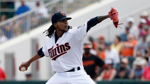 Twins vs. Orioles: 3/8/15