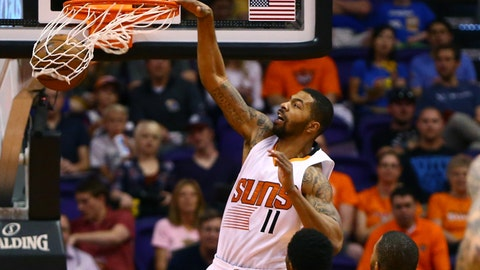 PHOTOS: Suns 106, Wolves 97