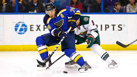 Wild at Blues: 3/14/15