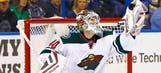 Dubnyk is Wild's nominee for Masterson Trophy