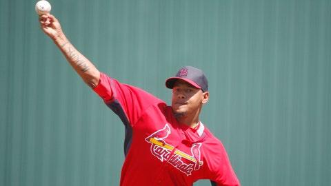 Twins vs. Cardinals: 3/15/15
