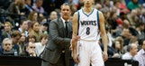 Emotional Wolves share their touching, magic moments with late Flip Saunders
