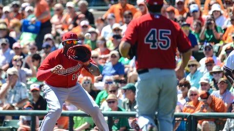 Twins vs. Orioles: 3/17/15