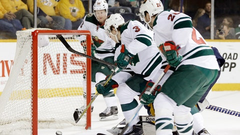 PHOTOS: Wild 3, Predators 2