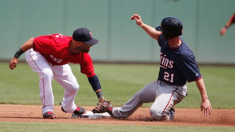 Twins vs. Red Sox: 3/18/15