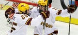 Gophers enter NCAA tournament 'clicking on all cylinders'