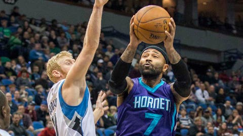 Hornets at Timberwolves: 3/22/15