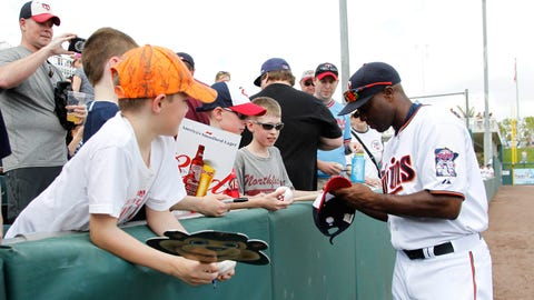 In Pictures: Torii Hunter