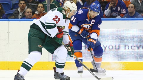PHOTOS: Wild 2, Islanders 1 (SO)