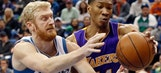 Budinger continues personal surge in narrow Wolves loss