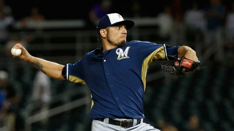 Brewers vs. Reds: 3/27/15