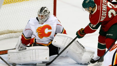 PHOTOS: Wild 4, Flames 2