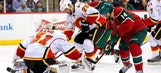Fontaine, Wild respond after questionable hit