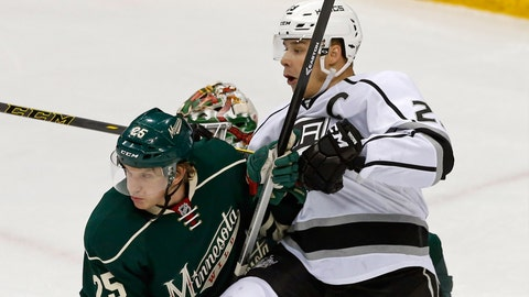 PHOTOS: Wild 4, Kings 1