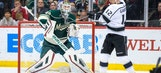 Dubnyk enjoying his run after backstopping Wild to another win