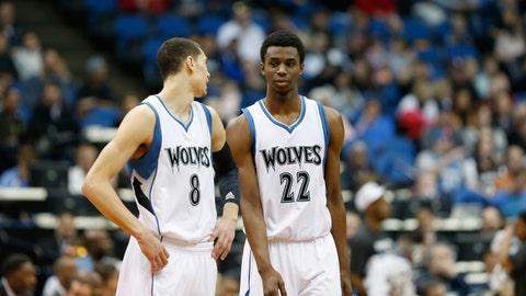 PHOTOS: Magic 97, Wolves 84