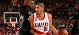 Blazers' Nicolas Batum has knee bruise, won't play vs. Mavericks