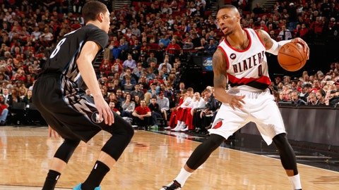PHOTOS: Blazers 116, Wolves 91
