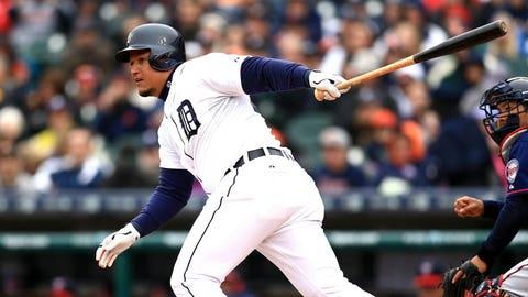Twins at Tigers: 4/6/15-4/9/15