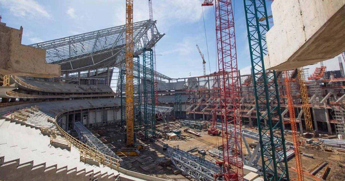Under-construction Vikings venue has a name: U.S. Bank ...
