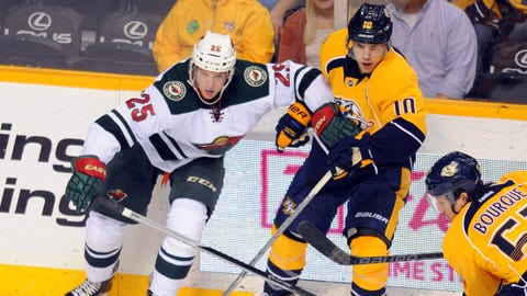 PHOTOS: Wild 4, Predators 2