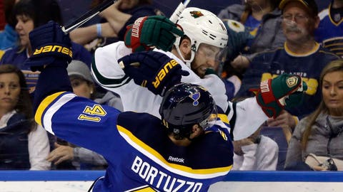 Wild at Blues: 4/11/15