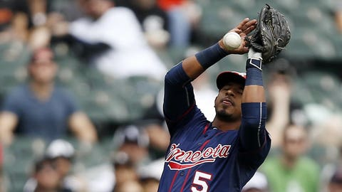 Twins at White Sox: 4/10/15-4/12/15