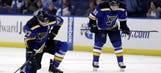 Blues overcomplicate things in cringe-worthy Game 1 against Wild