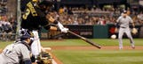 Brewers out-hit by Pirates in series-opening loss