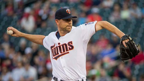 Indians at Twins: 4/17/15-4/19-15