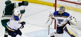 Blues at Wild, Game 3: 4/20/15