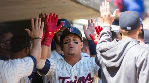 Tigers at Twins: 4/27/15-4/29/15
