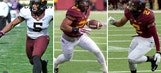 Former Gophers stars Wilson, Cobb and Thompson hear name called in NFL Draft