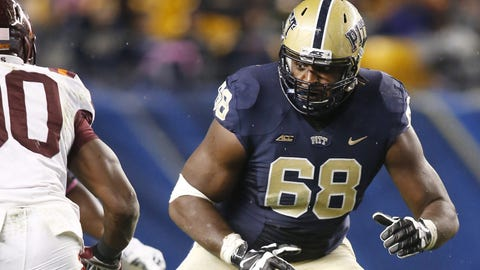 Round 4, Pick 110: T.J. Clemmings, T, Pittsburgh