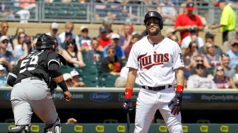 White Sox at Twins: 4/30/15-5/3/15