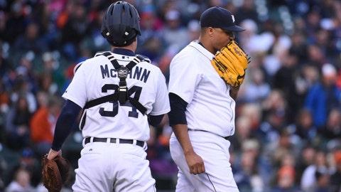 Twins at Tigers: 5/12/15-5/14/15