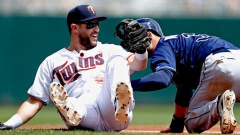 Rays at Twins: 5/15/15-5/17/15