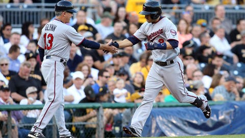 Twins at Pirates: 5/19/15-5/20/15