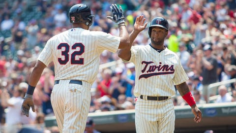 Red Sox at Twins: 5/25/15-5/27/15