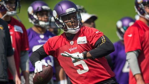 Injured Vikings QB Teddy Bridgewater seems optimistic about playing this year