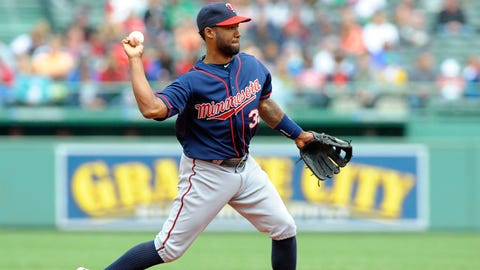 Twins at Red Sox: 6/2/15-6/4/15